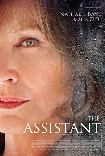 POSTER THE ASSISTANT 500x338
